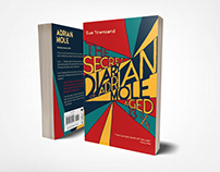 Book cover: The Secret Diary of Adrian Mole Aged 13 3/4