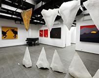 """Wystawa """"Przeczucia"""" w Galerii Działań"""