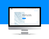 Stal Profil website – UI/UX concept