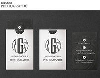 Branding photographe