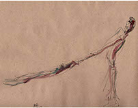 Sketching Escola de Circ  Rogelio Rivel