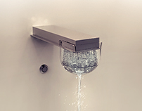 THE BELL JAR - faucet concept