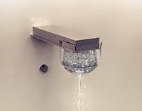 THE BELL JAR - faucet concept