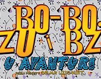 Bo-Bo, Zu and Bz in Adventure