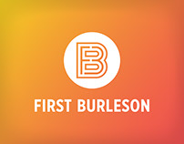 First Baptist Burleson Logo