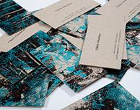 Chafa Ghaddar - Business Cards