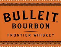 Bulleit Bourbon Menu