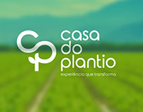 REBRAND: Casa do Plantio