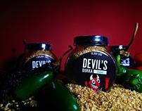 Devil's Dukka Packaging