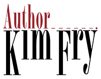 Author Kim Fry Logo Design