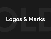Logos & Marks (Ongoing Project)