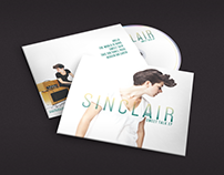 Sinclair • Branding + EP Packaging