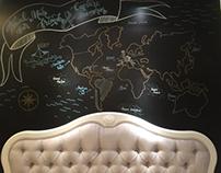 Quarto de menina - Mundi Map