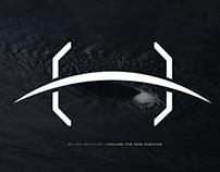 Helios Rocketry — Logo Design & Branding