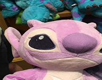 Disney plush designs