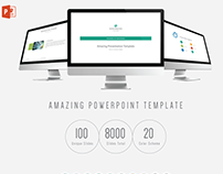 Amazing PowerPoint / Keynote Template