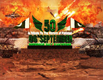Defence Day 6 September Ident