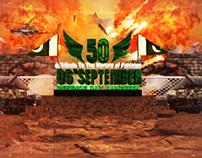 Defence Day 6 September Ident
