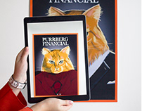 Purrberg Financial-AR (Augmented Reality)