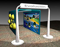 Universum Evolution