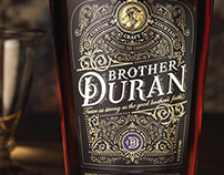 Brother Duran Label