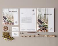 INBA Tischlerei & Möbelbau Branding