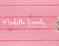 Michelle Travels - Youtube Header