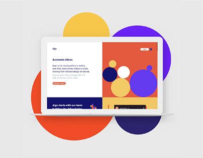 Algo — Brand identity