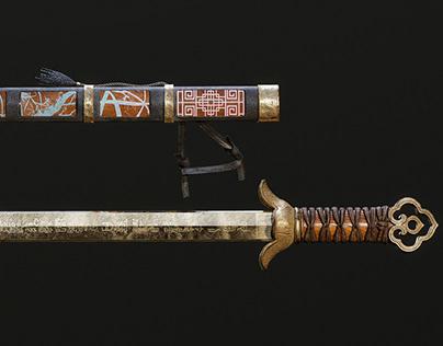Korean Small Sword