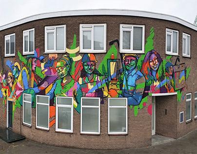 Binckhorst Street Artists