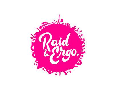 RAID & ERGO - IDENTITÉ VISUELLE