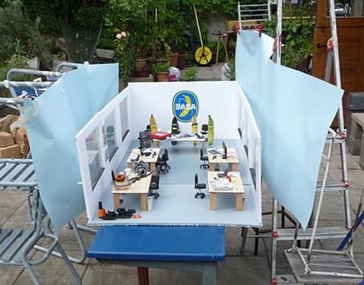 Banana Aeronautics Space Agency 2009