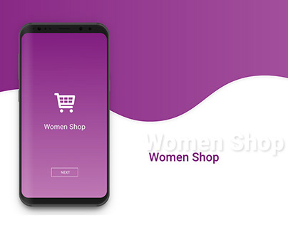 Women Shop Mobile App