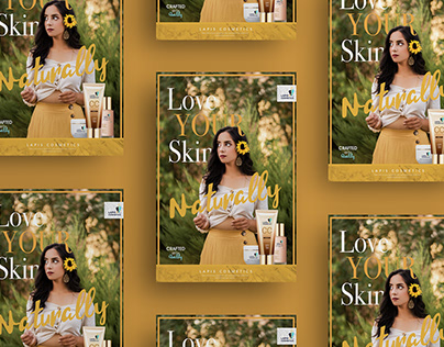 "LAPIS COSMETICS VIDEO Adv. ""Ethereal Beauty Cosmetics"""