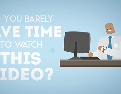 Marketing Video - Motion Graphics and Animation