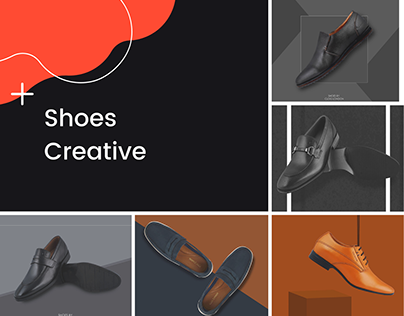 Shoes Creative for social media post