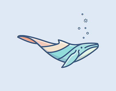 Whale - Treasure Chest - Loud Face