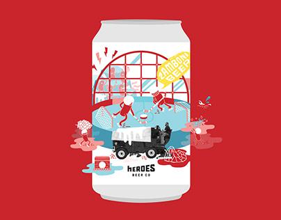 Heroes Beer Co.