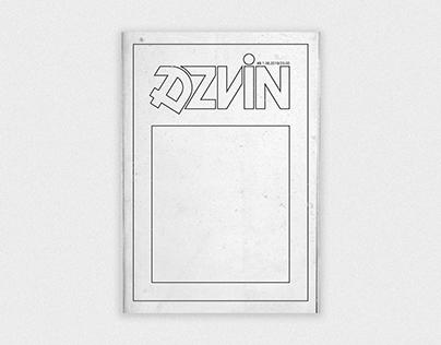 """DZVIN"" POSTER DESIGN #5"