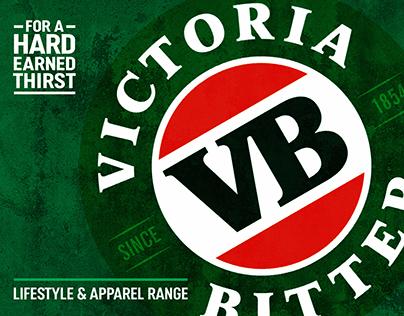 Victoria Bitter Merch Catalogue
