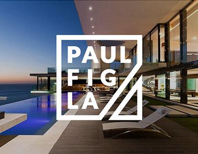 Paulfigla – Brand Identity + Logo Animation