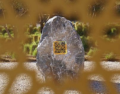 Jardin minéral & paysager - autour d'une sculpture