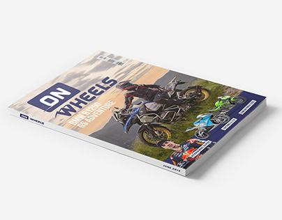 OnWheels - Magazine Concept