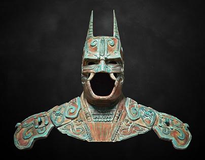 Batman maya/Camazotz