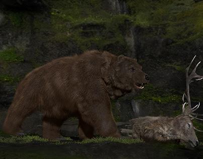 Cave bear VIP