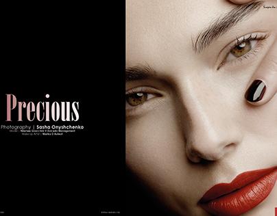 """Precious"" Beauty Editorial"