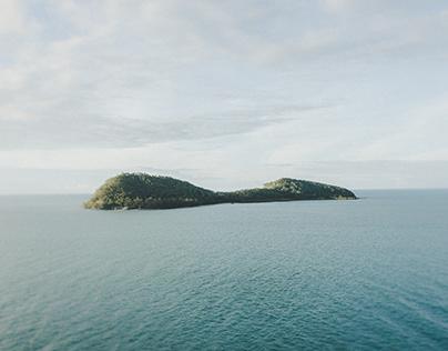 Road Trip Australia by drone