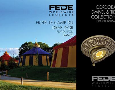 Hôtel Le Camp du Drap d'Or France