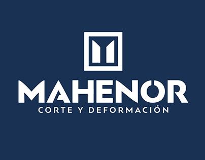 Mahenor Rebrand // Graphic