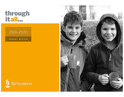 Digital Annual Review - SU Scotland
